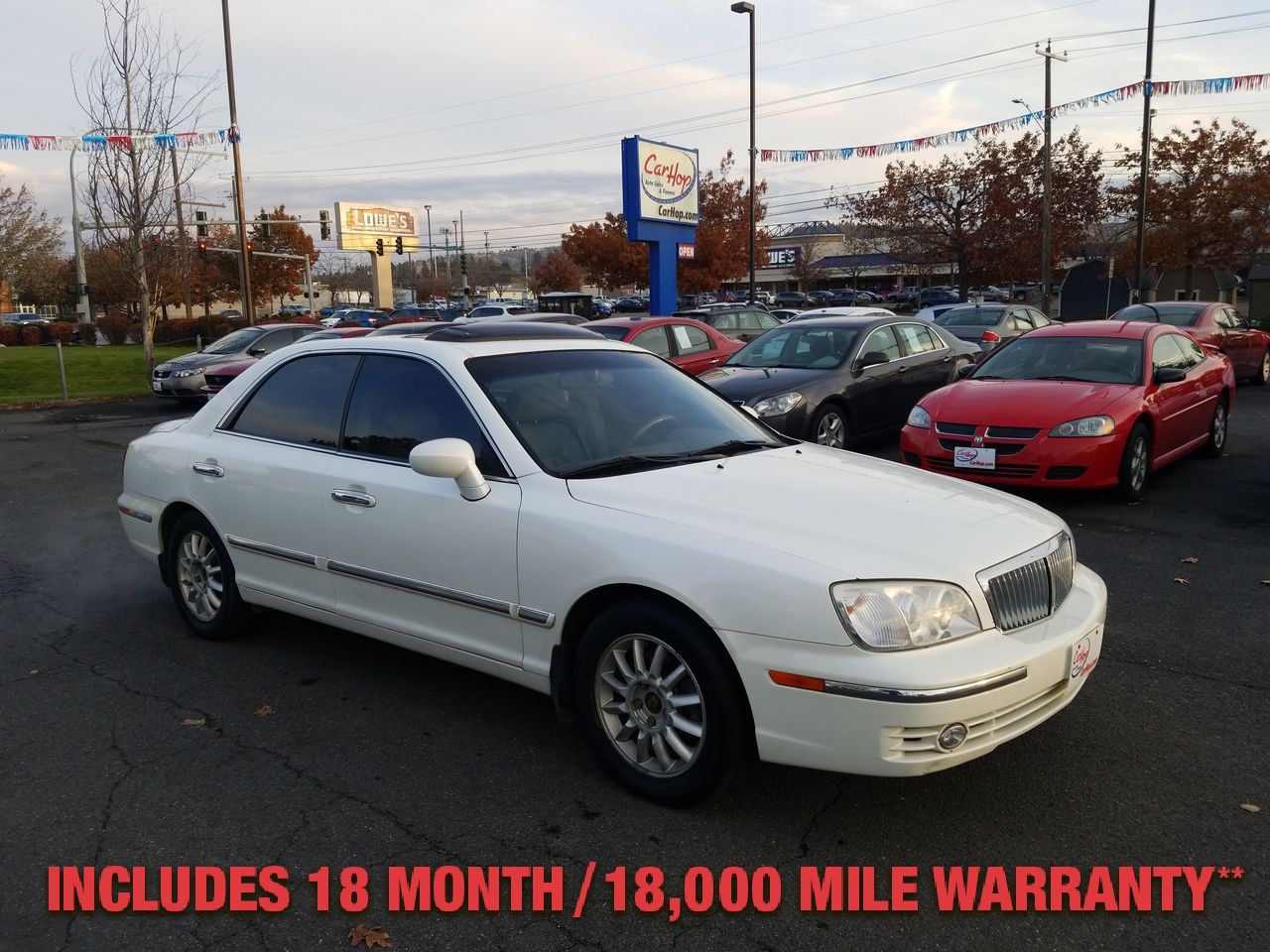 Pre-Owned 2005 HYUNDAI XG350 Sedan 4D