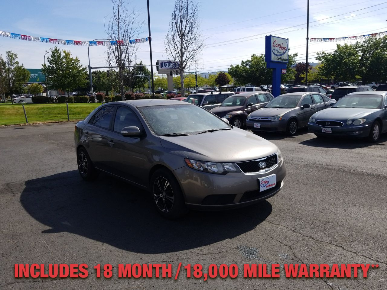Pre-Owned 2010 KIA FORTE EX Sedan 4