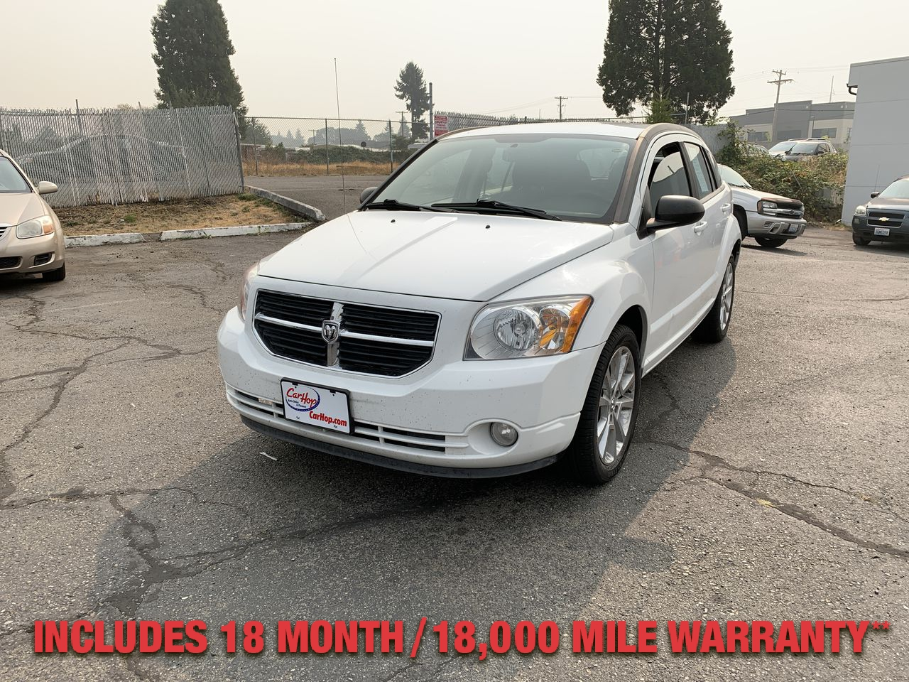 Pre-Owned 2011 DODGE CALIBER Heat Sport