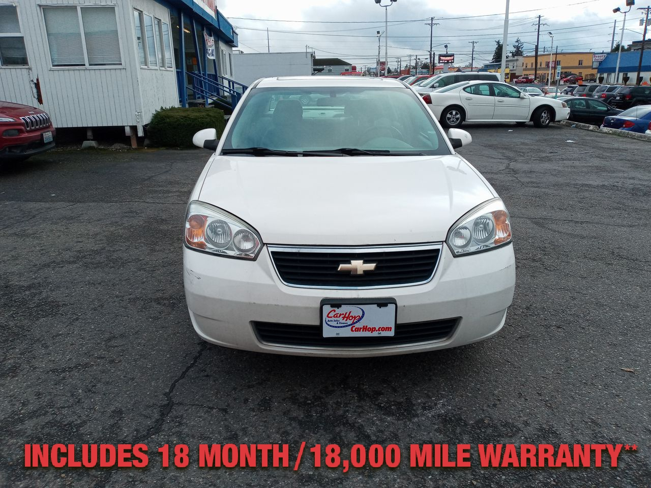 Pre-Owned 2006 CHEVROLET MALIBU LT Sedan 4