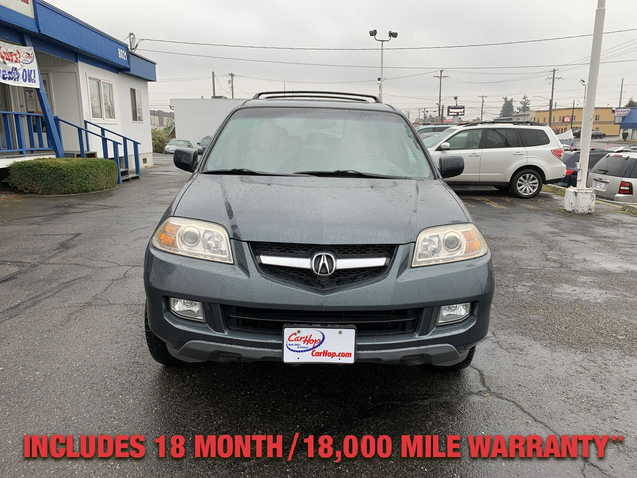 Pre-Owned 2005 Acura MDX Touring Sp