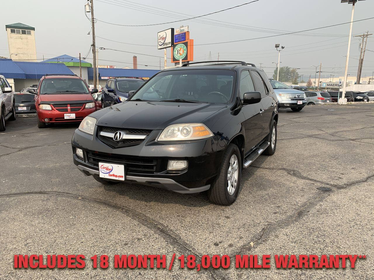 Pre-Owned 2006 Acura MDX Touring Sp