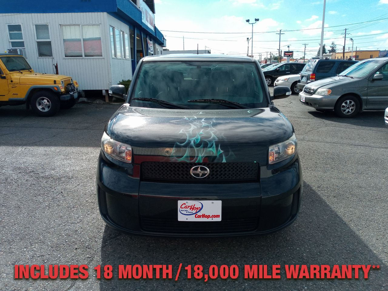 Pre-Owned 2008 SCION XB Hatchback