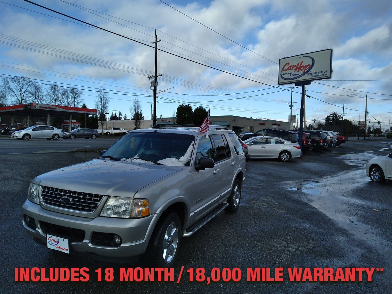 Pre-Owned 2005 FORD EXPLORER Limited Sp