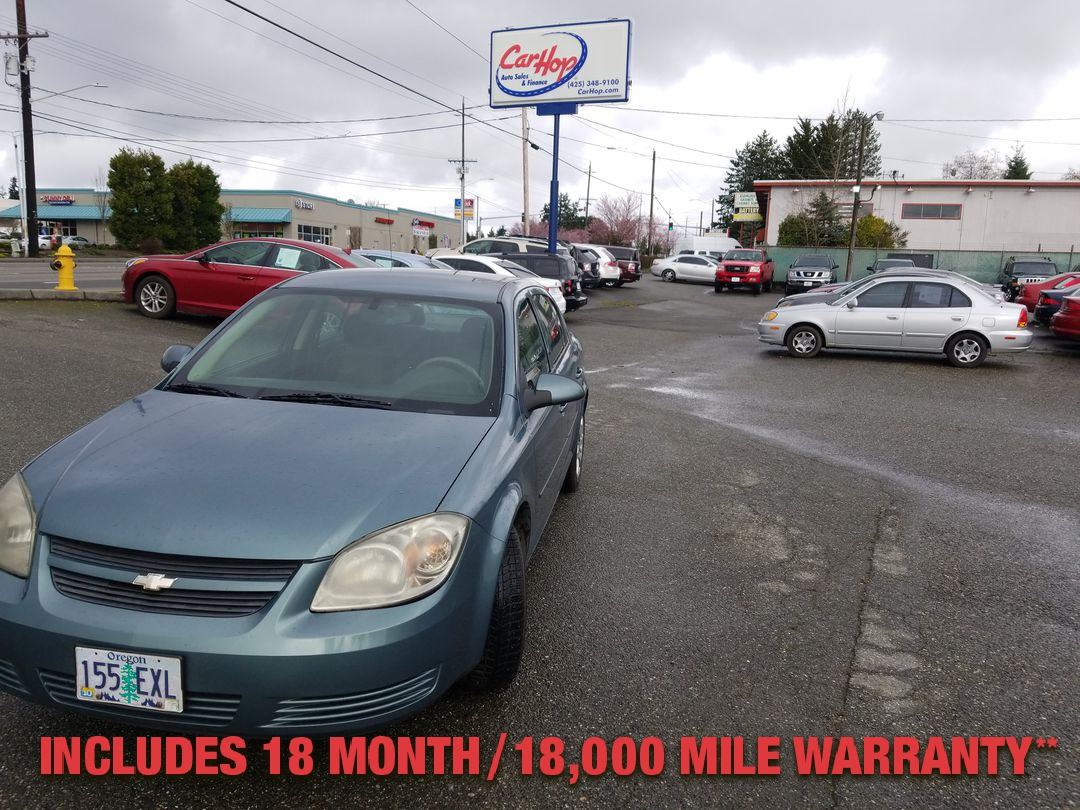 Pre-Owned 2010 CHEVROLET COBALT LT Sedan 4