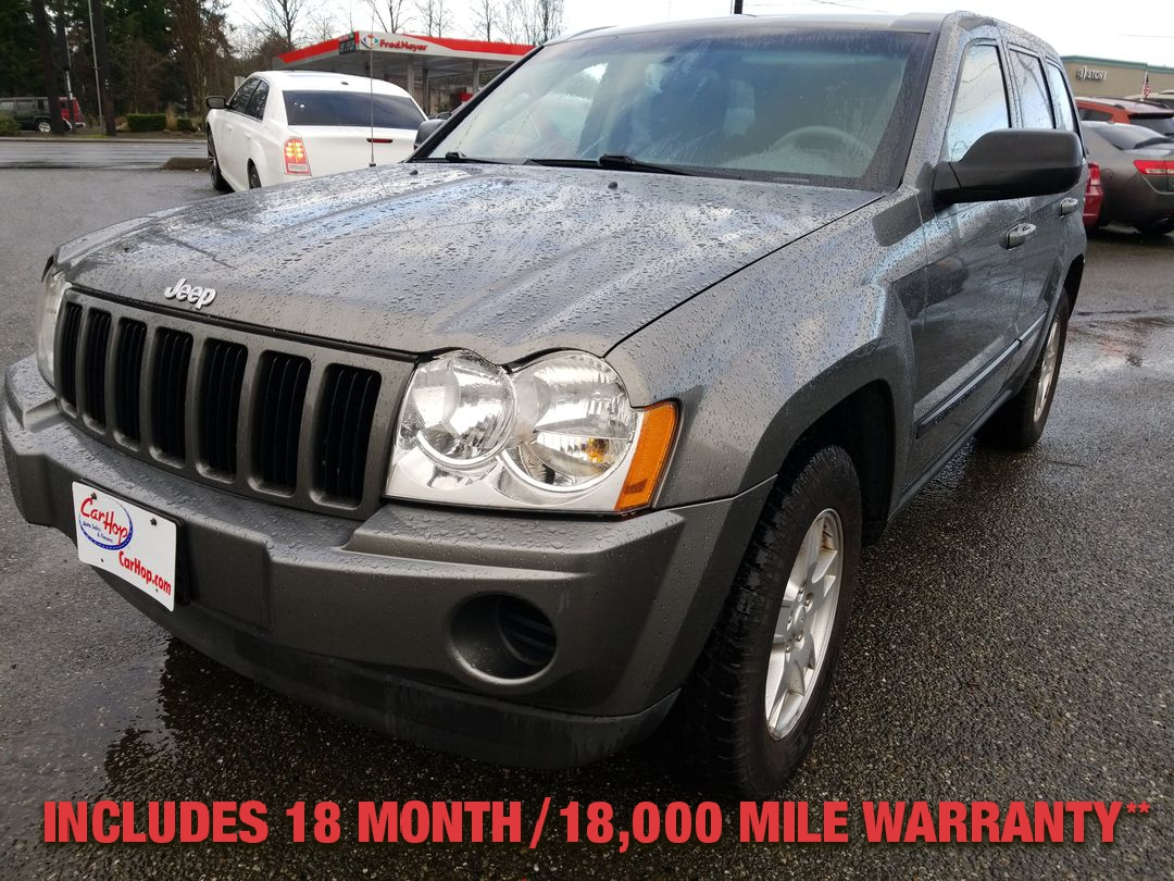 Pre-Owned 2007 JEEP GRAND CHEROKEE Laredo Spo