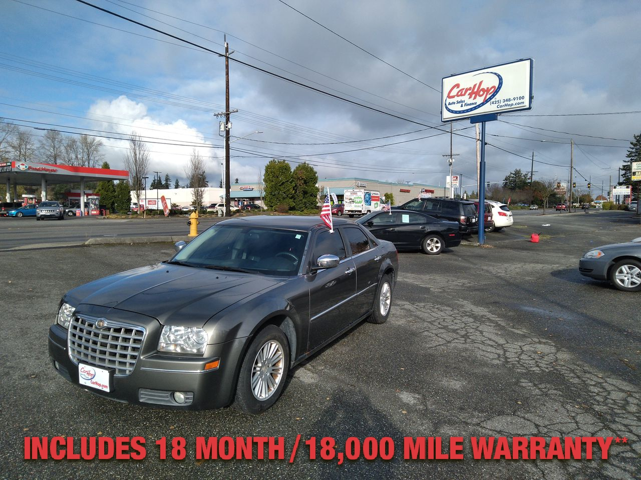 Pre-Owned 2010 CHRYSLER 300 TOURING SI
